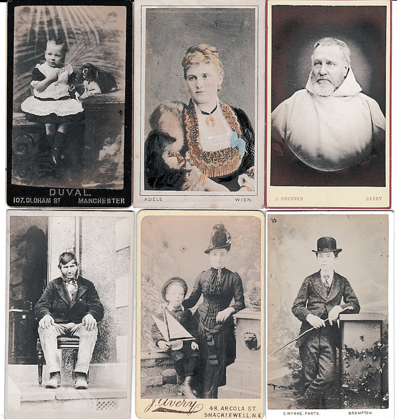 Victorian Carte De Visite Photographs Including Footballer Corner Damage Christina Nilsson Soprano