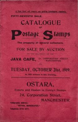 Philatelic Literature Auction lots of Auction No 351